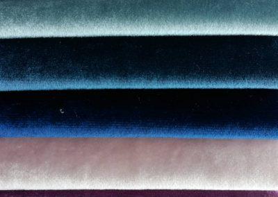 Velours uit de collectie van Yvonne van Luyk